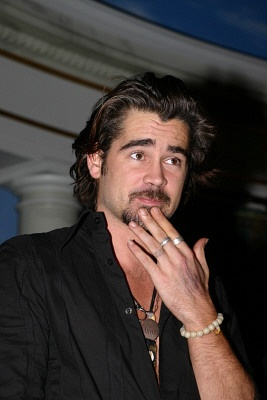 Colin Farrell: The son of famed footballer Eamon Farrell, Farrell was born in Dublin, on May 31, 1976.