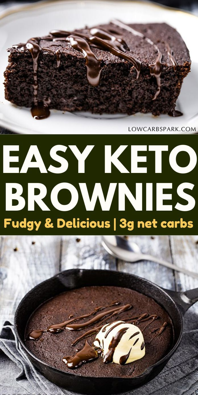 Easy Keto Brownies With Coconut Flour Fudgy Delicious Recipe