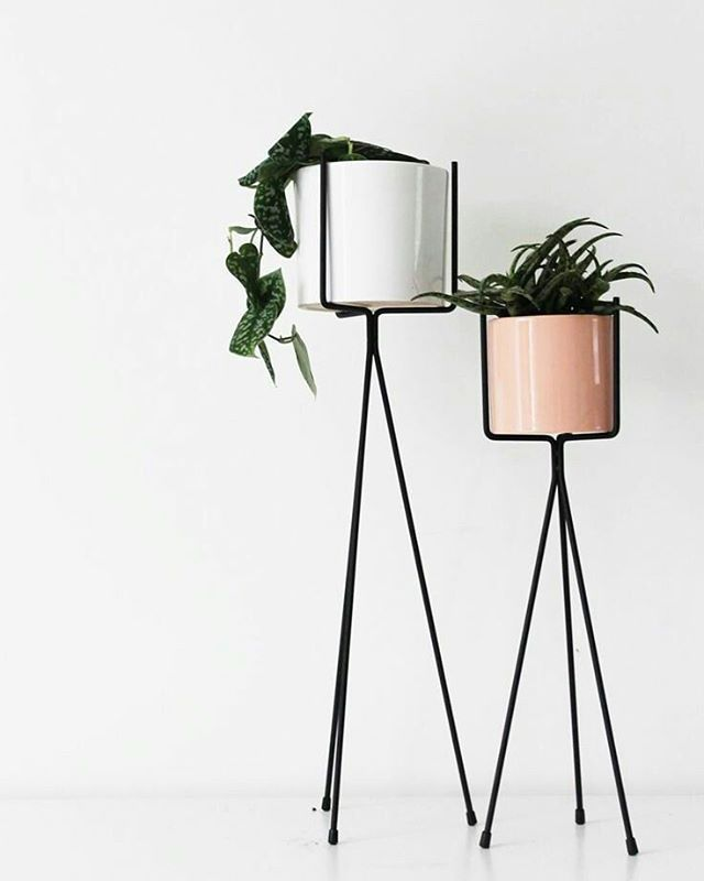 Delightful Ferm LIVING Plant Stand: Http://www.fermliving.com/webshop