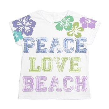 Peace Love Beach