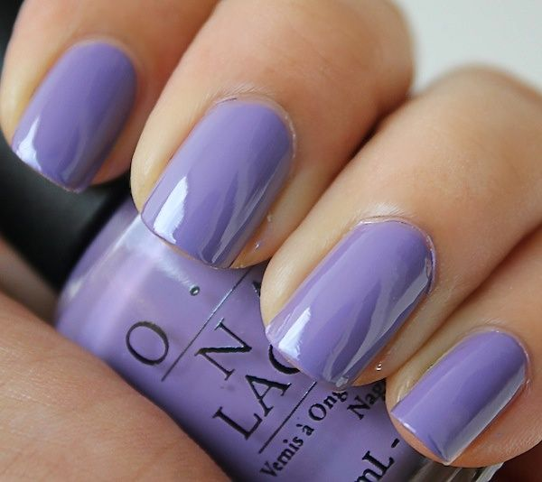 Anything Lilac-coloredNail Polish, Nails Colors, Opi Planks, Spring Colors, Pretty Colors, Nail Colors, Nailpolish, Purple Nails, Nails Polish
