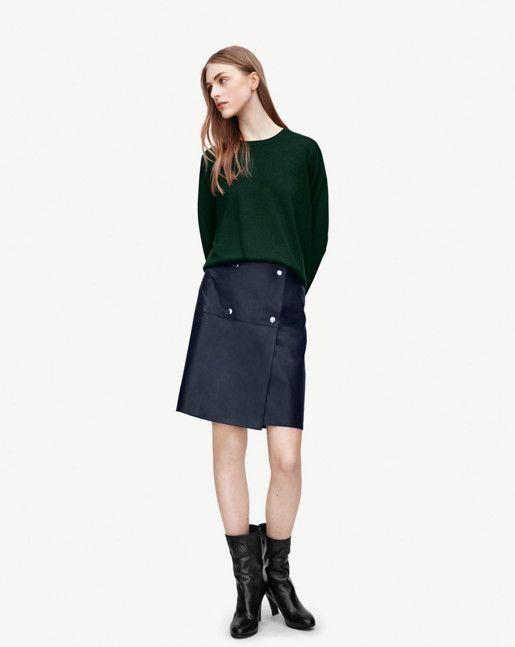 Filippa K, Merino R-neck Pullover