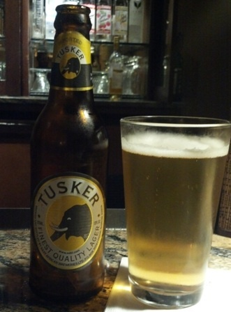 BEER OF THE DAY: East African Breweries, Tusker Lager, Kenya   Roche - DC's Rock Station