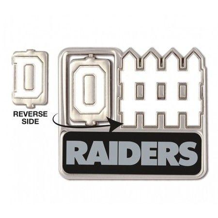 Oakland Raiders Offense / Defense Spinner Pin