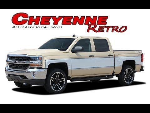 2014 2015 2016 2017 2018 Chevy Silverado Cheyenne Retro Sp 2000