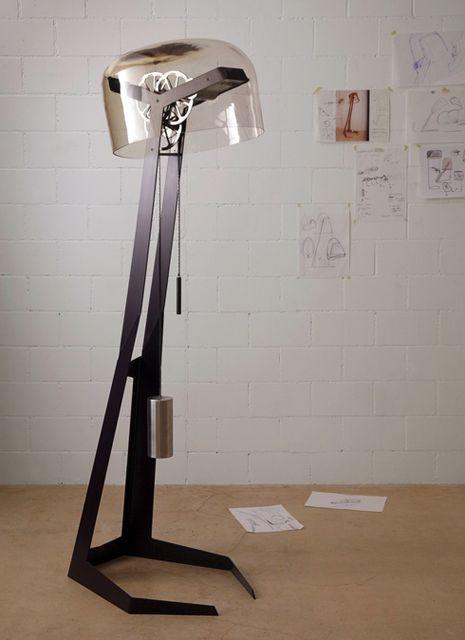 mechanical lightCordless Floors, Postfossil Lamps, Trav'Lin Lights, Lamps Power, Power Lamps, Cordless Lamps, Floors Lamps, Fossils Lamps, Grandfather Clocks