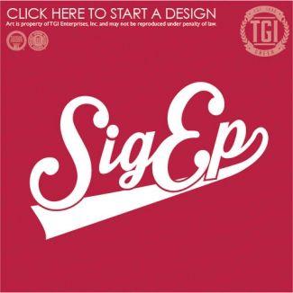 Sigma Phi Epsilon | SigEp | ΣΦΕ | Intramurals | Athletics | TGI Greek | Greek Apparel | Custom Apparel | Fraternity Tee Shirts | Fraternity T-shirts | Custom T-Shirts