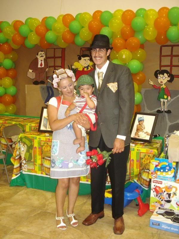 92 best chavo del 8 fiesta images on pinterest birthday - Fiesta de disfraces ideas ...