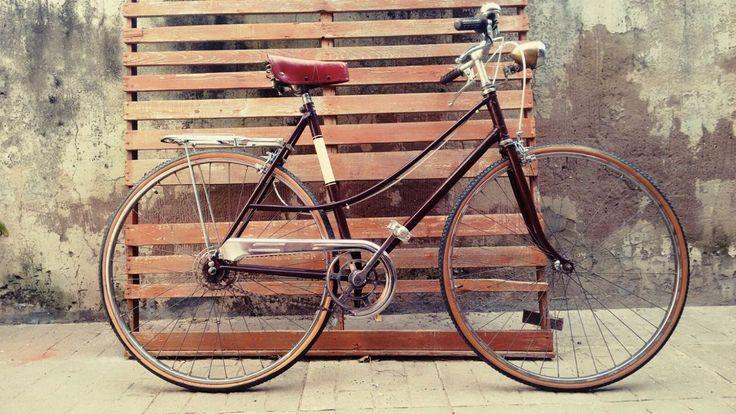 Bicicleta Antigua Restaurada A Nueva. Rodado 28. Imperdible! - $ 4.000,00 en MercadoLibre