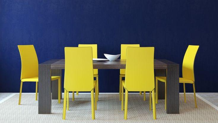 wand streichen muster-farbpalette wandfarbe blau