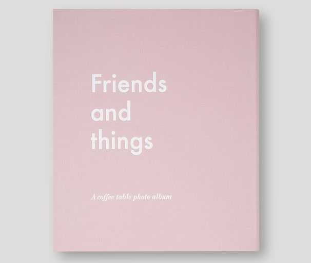 Friends and things – A Coffee Table Photo Album