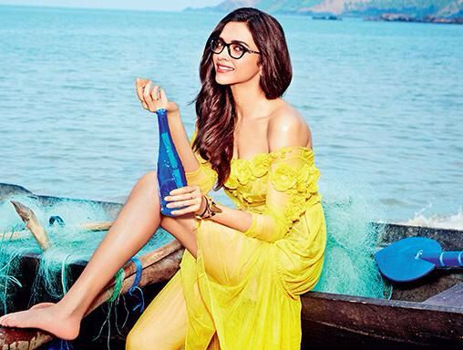 Check out Deepika Padukone's stunning photo shoot.  Deepika Padukone recently did a photo shoot for an eyewear brand that she endorses. The dimpled beauty is looking absolutely stunning in the video.