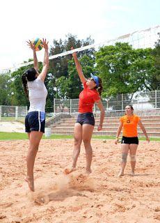 Este fin de semana la última etapa del Circuito de voleibol de Playa en Aguascalientes ~ Ags Sports