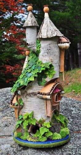 Greenspirit Arts: Dragon Faerie House debuts at Faeriecon