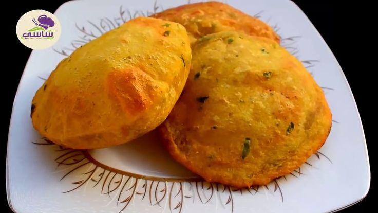 بطاطس بوريه منفوخه بطاطس هنديه مطبخ ساسى Youtube Indian Food Recipes Appetizer Recipes Food