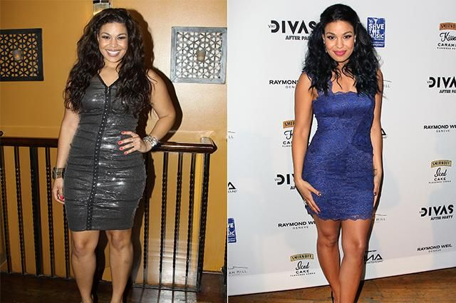 Jordin Sparks - 16 #Celebrity Weight Loss Successes #weightloss