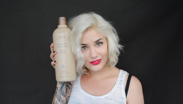 The Best (and Not-So-Best) Purple Shampoos I've Used to Keep the Yellow Out of My White-Blonde Hair. Unless you're into throwing money away, ditch the light-purple shampoos and conditioners. You want a seriously pigmented purple.