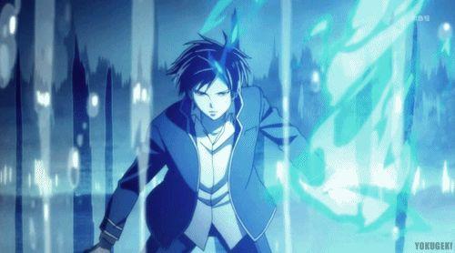 Code:Breaker Anime Review: Fallen Manga Studios Fallen Manga Studios