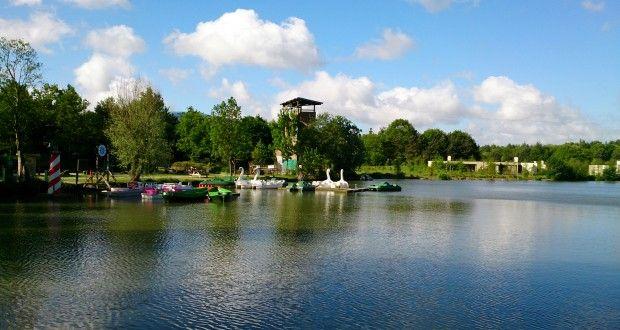 Het Heijderbos meer