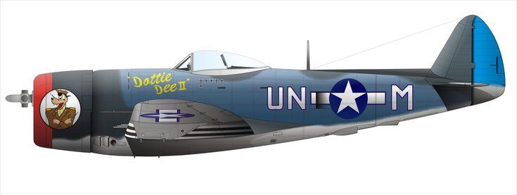 photos of p-47 thunderbolt | Republic P-47 Thunderbolt