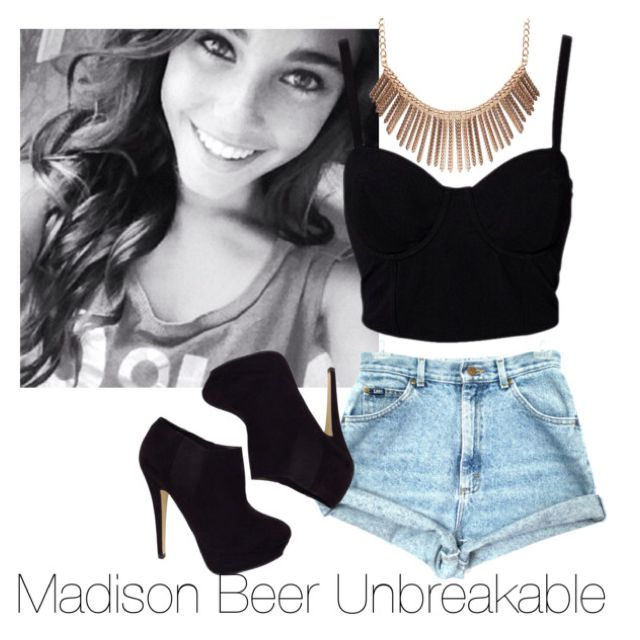 Madison Beer - Unbreakable by valentina-recalde