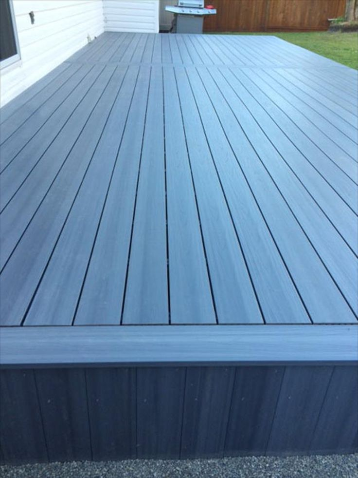 Best 25 Gray Deck Ideas On Pinterest Painted Outdoor