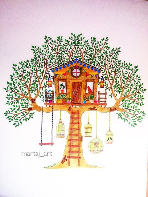 martaj_art: Secret Garden