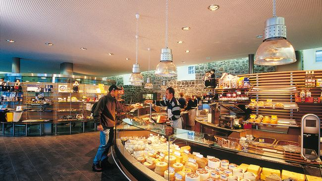 Cheese factory in the monastery of Engelberg - Switzerland Tourism