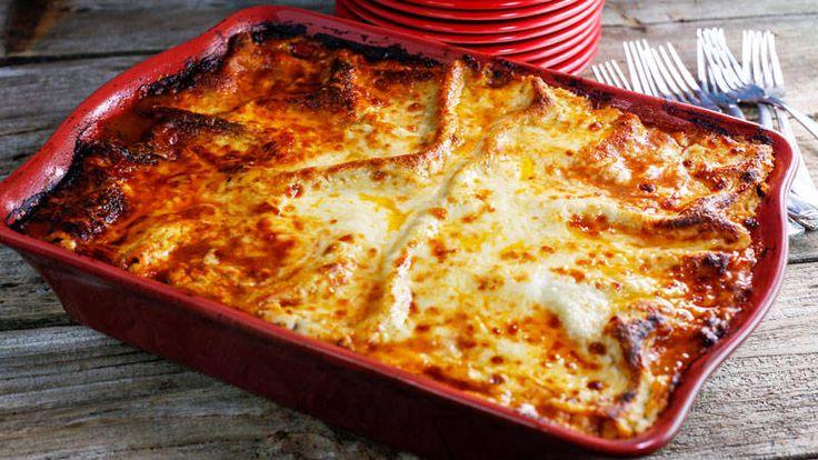 Fabio Viviani's Lasagna Bolognese from the Rachel Ray Show