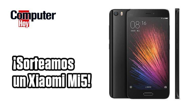 ¡Sorteamos un Xiaomi Mi5!