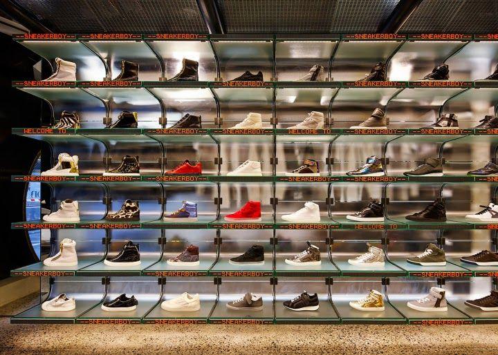 La Concept Store de Sneakerboy en Melbourne, la primera tienda online dentro de la que puedes caminar