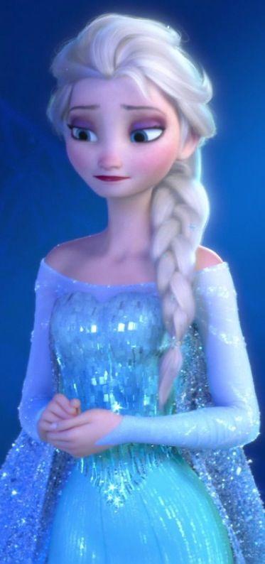Disney's Frozen • Elsa