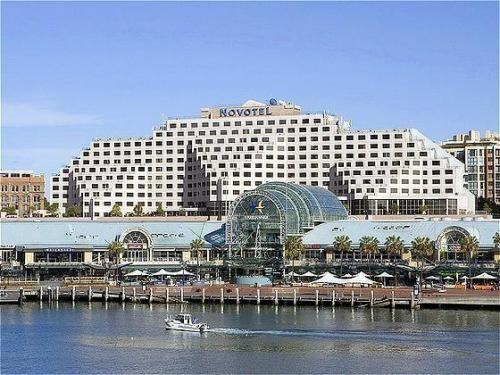 Sydney accommodation darling harbour