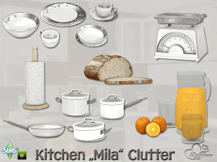 Kitchen Decor Sims 4 Download