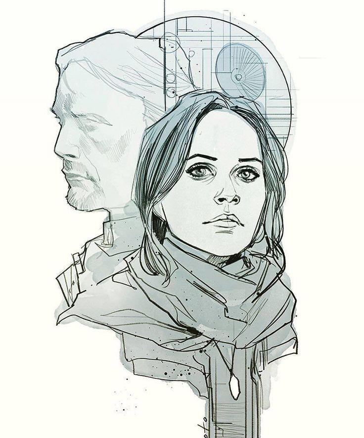 Rogue One: A Star Wars Story by Phil Noto *