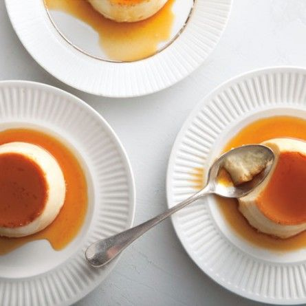 The Smoothest Flan Recipe