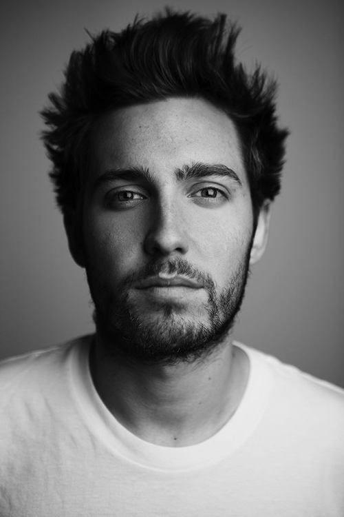 Josh Francheschi of You Me At Six. I think this is my favorite man. He might have David Beckham beat, no lie.