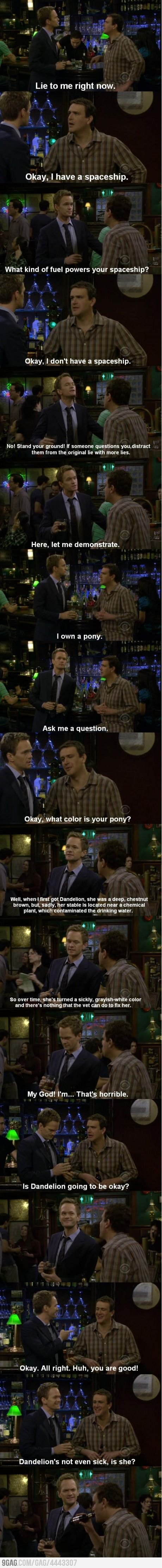 Barney is Legend---wait for it---dary!With, Lying, Laugh, Mothers, Funny Pictures, Himym, Funny Stuff, Humor, Marshalls