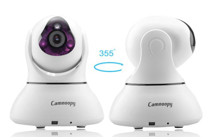 Camnoopy CN-PT100-E IP Camera #bitcoin#cam #ipcam