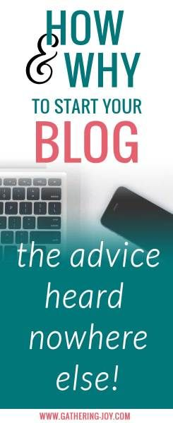 You need a Blog!  Here's why, how to get started, and the tips heard no where else!