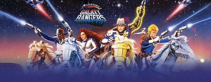 Galaxy Rangers: Tema de Abertura (1986) #Nostalgia