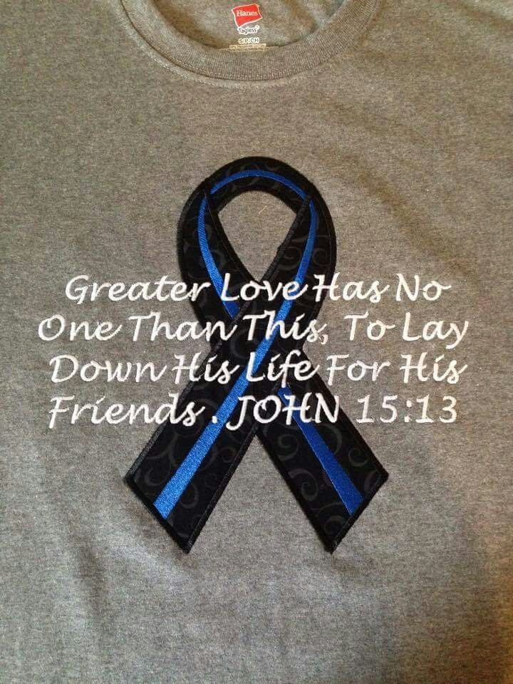 Www.sewdivas.net  # thin blue line # police # sheriff # deputy # wife #LEO # Law enforcement officer #police