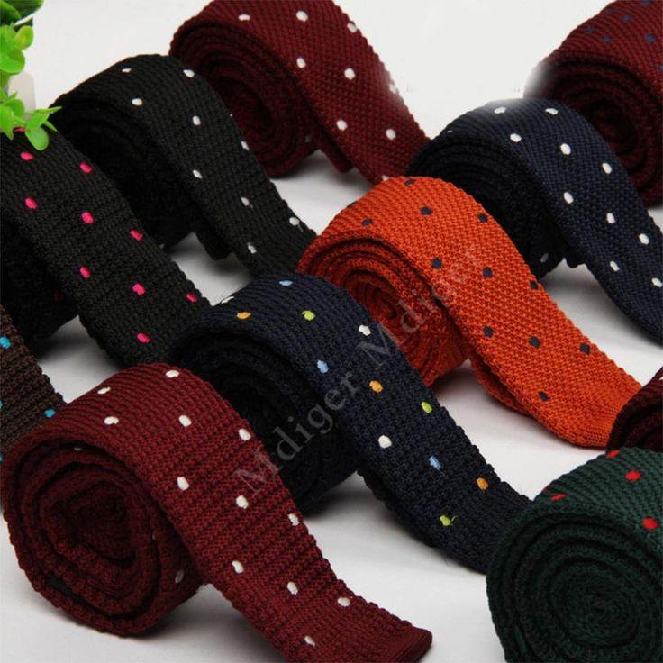 2017 Formal Business Jewelry Men Fashion Necktie Ties for Wedding Party Ties Skinny Polka Dots Pattern Neckties Cravats