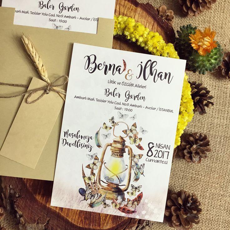 Davetiye / Wedding invitation www.masalsiatolye.com #masalsiatolye #davetiye #weddinginvitation #vintage #yapboz #puzzle