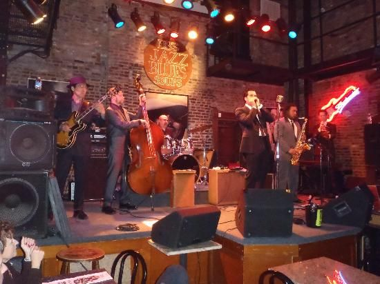 BBu0027s Jazz Blues And Soups In St. Louis   One Of The Coolest Bars I