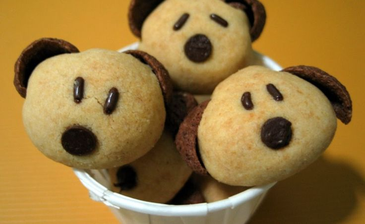 When I first came across these Horlicks Doggies Cookies , I simply knew I must bake them very soon! They are so cute! The original recipe ...