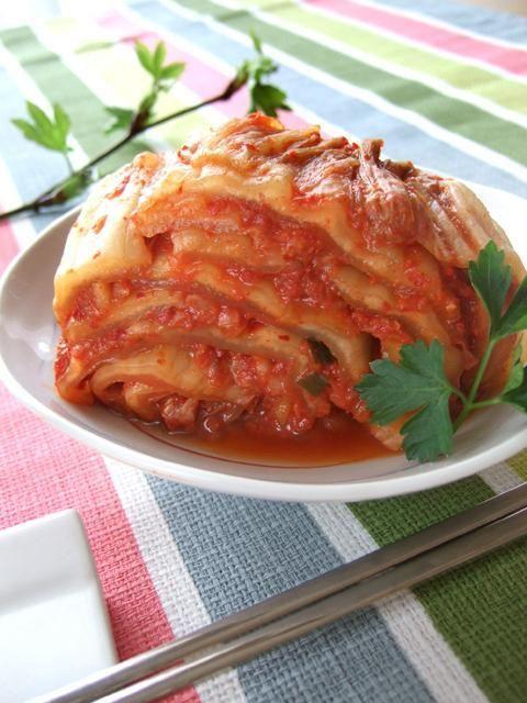 みゆき先生の簡単&おいしい韓国料理レシピ!「手作りキムチ」
