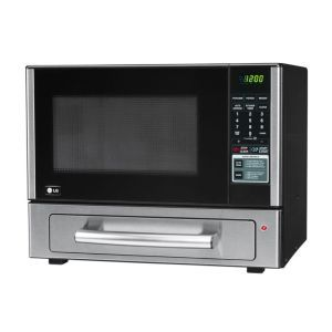 LG Counter Top Combo Microwave and Baking Oven in Stainless Steel:  If your kitchen doesn't allow spacious ovens but you still need something that's as powerful then the LG Counter Top Combo Microwave is for you. This is a fully capable oven that can deliver on what it promises and gives a tough time to most wide dimension ovens. You can not only cook in it but also use it to bake cookies, brownies, etc.