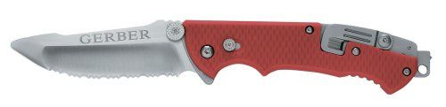Gerber Hinderer Rescue Knife 2241534 *** Details can be found by clicking on the image.Note:It is affiliate link to Amazon.