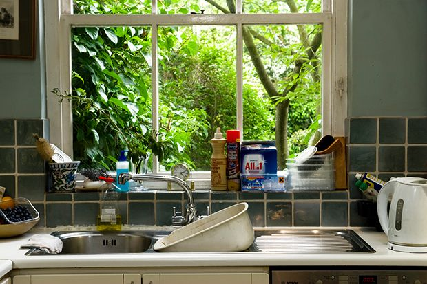 a look at londons elderly population through images of their kitchen sinks feature shoot - Pho Kitchen